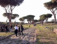 Appia Antica: cerimonia riapertura Tomba Barberini