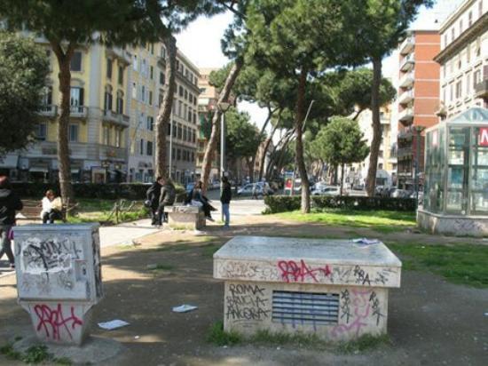 piazza re di roma