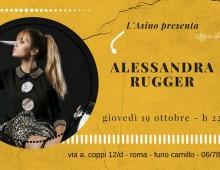 L'asino che vola: Alessandra Rugger live