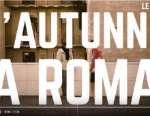 """[Video] – L' Autunno a Roma, il video comico dei ragazzi di """"Le Coliche"""""""