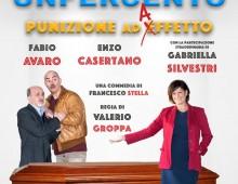"""Teatro Roma: dal 21 novembre """"Un per cento, punizione ad affetto"""""""