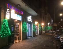 Via Monza, è già aria di Natale…