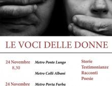 """Municipio VII: """"Le voci delle Donne"""""""