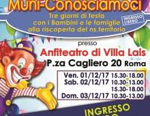 Villa Lais: Muni-Conosciamoci