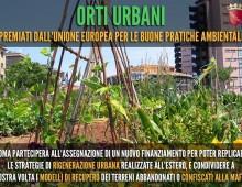 Orti Urbani: buone pratiche ambientali