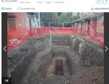 Via Acireale: si costruisce sopra i resti dell' Acquedotto Romano?