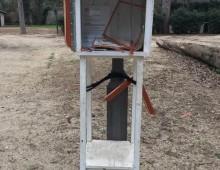 Parco degli Scipioni: ancora atti vandalici