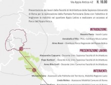 Fermata Ferroviaria Zama: proposte dell'Univ. La Sapienza