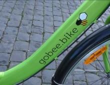 """Le biciclette di """"Gobee.bike"""" sbarcano a Roma (Caffarella e Cinecittà)"""