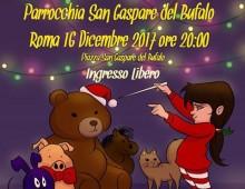 San Gaspare del Bufalo: il coro di Natale