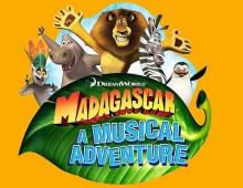 """Teatro Brancaccio: """"Madagascar"""""""