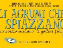 """A Scup """"Gli agrumi che spiazzano"""""""