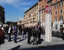 Ancora problemi per l' apertura della Metro C San Giovanni