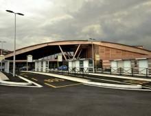 Il nuovo progetto per la riqualificazione della piazza coperta di Arco di Travertino