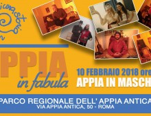 Appia In Maschera – Carnevale con lo Storytelling