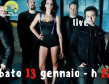 Adika Pongo Live a L'Asino Che Vola