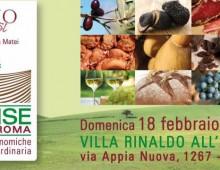 """Il """"Molise a Roma"""": i gourmet si ritrovano da Rinaldo all' Acquedotto"""