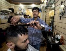 Dal Bangladesh a Colli Albani: qui  ho aperto il mio negozio di barbiere