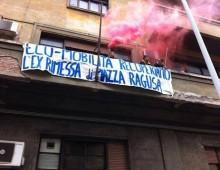 Piazza Ragusa: raccolta firme contro vendita a privati dell' ex deposito Atac