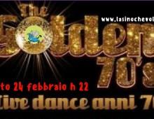Golden 70's live a L'Asino Che Vola