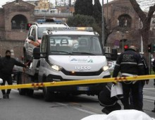 Incidente mortale in via Emanuele Filiberto, investito un pedone