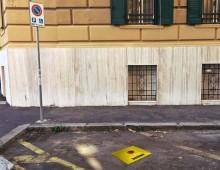 Municipio VII: arriva Tommy,  il salva parcheggio per disabili