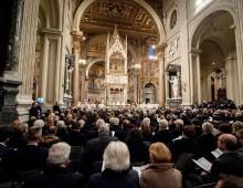 """San Giovanni: celebrati i 50 anni di """"Sant'Egidio"""""""