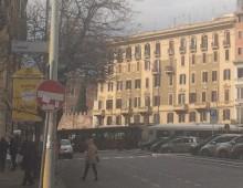 Atac, caos per 16, 51 e 81 di nuovo in via La Spezia