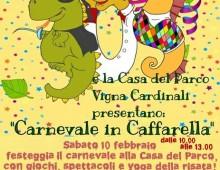 Festa di Carnevale alla Caffarella