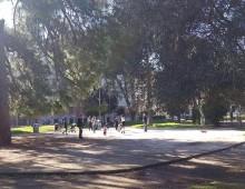 Villa Fiorelli: rimossi i giochi