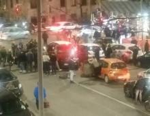Via Satrico: grave incidente, ciclista investita trasportata d'urgenza al San Giovanni
