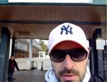 Metroman: l'uomo che ama esibirsi sulla Metro A