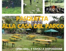 Pasquetta in Caffarella