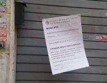 Via Sinuessa: chiuso centro massaggio