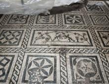 La bellezza di Roma tra gli scavi della metro C