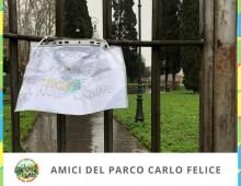 Ancora chiuso il Parco di via Carlo Felice