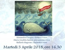 Acquario Romano: concerto per i bambini