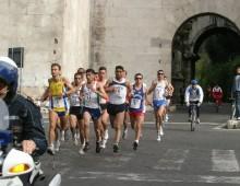 Il 15 aprile torna la Roma Appia Run