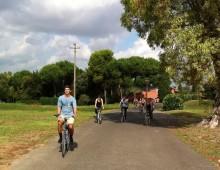 Caffarella: Visita guidata naturalistica in Bici
