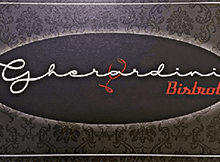 Bistrot Gherardini (via delle Cave): invito a cena…
