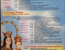 Oggi la Festa di Santa Maria Ausiliatrice