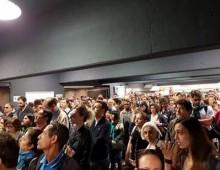 Stazione metro S.Giovanni: caos, non si regge l'enorme afflusso