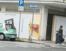 """Via Gallia, nuova apertura dei fratelli Galli: """"The bbq and smoke project"""""""