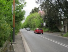 Appia Pignatelli: incidente mortale