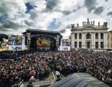 """San Giovanni: dopo il """"concertone"""" furti e arresti"""