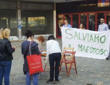 Una firma per salvare il Maestoso