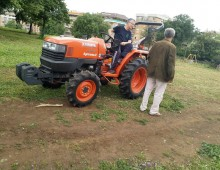 Grandi pulizie in Caffarella grazie al Comitato e all'Associazione 303
