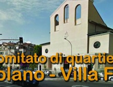 """Il """"No"""" alla chiusura di viale Castrense dal Comitato Tuscolano-Villa Fiorelli"""
