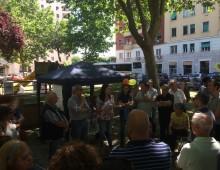 Piazza Ragusa, incontro sui problemi della zona