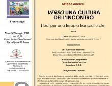 Centro anziani via La Spezia: presentazione libro